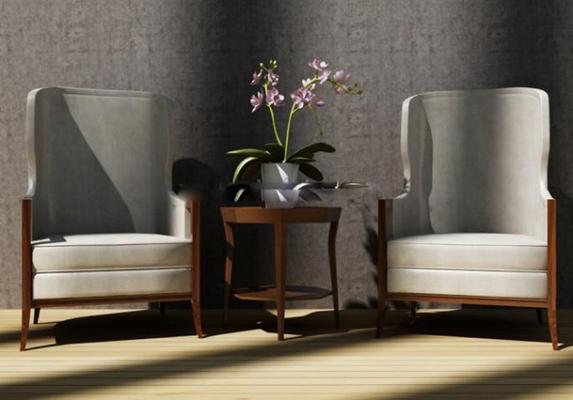 扶手椅5213D模型【ID:317058493】