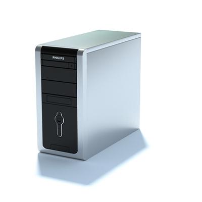 电脑主机43D模型【ID:317080413】