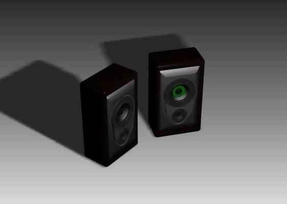 音响33D模型【ID:317111100】