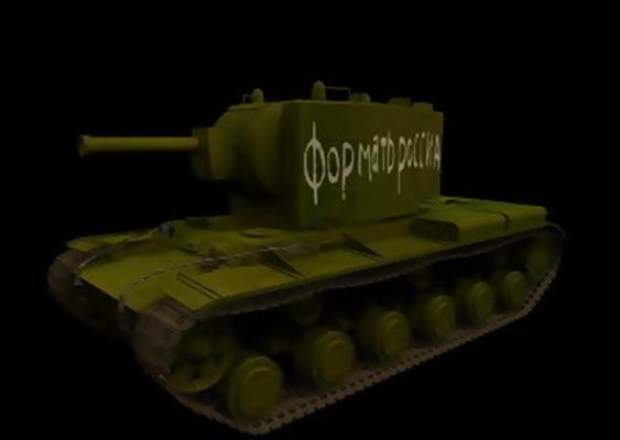 坦克13D模型【ID:317115120】