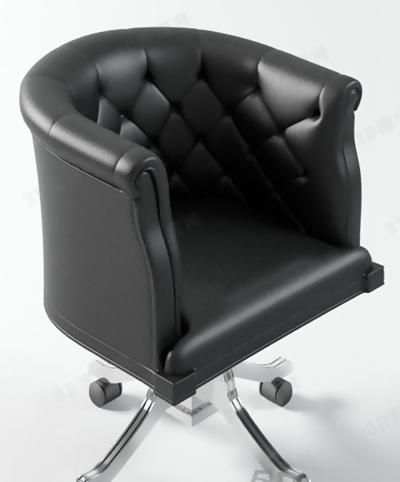 扶手椅23D模型【ID:317121415】