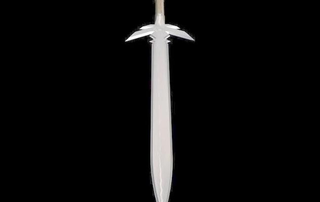 刀剑13D模型【ID:317151693】