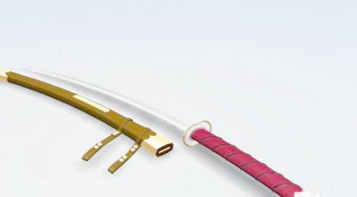 刀剑43D模型【ID:317152601】