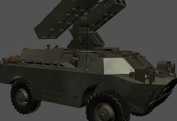 坦克73D模型【ID:317163196】