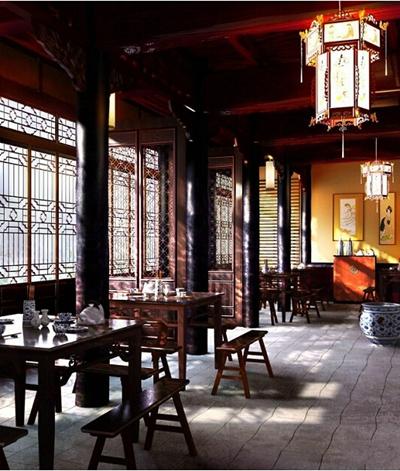 中餐厅53D模型【ID:317180421】