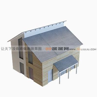 多层住宅113D模型【ID:317274898】