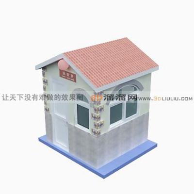 多层住宅223D模型【ID:317275894】