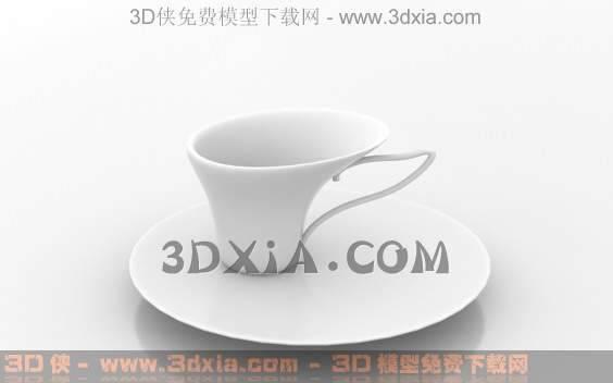 装饰品-版本3dmax8-1453D模型【ID:32093】