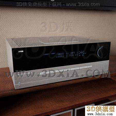 碟机3D模型-3DMAX2008-qwqw13【ID:34314】