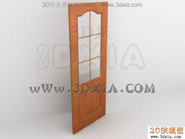 门3D模型-3DMAX9-2【ID:34536】