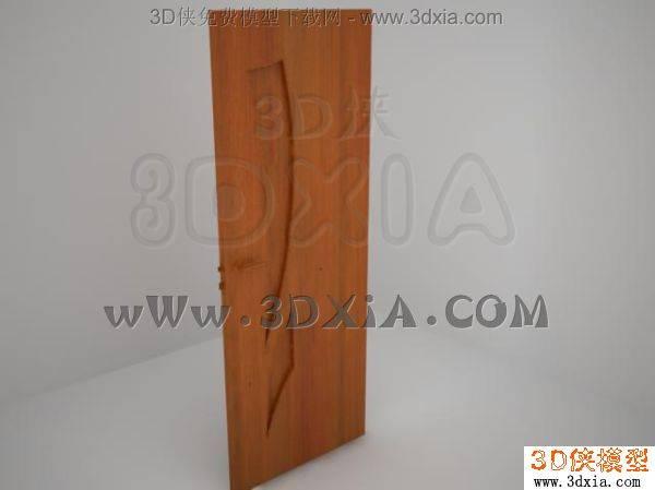 门3D模型-3DMAX9-7【ID:34541】