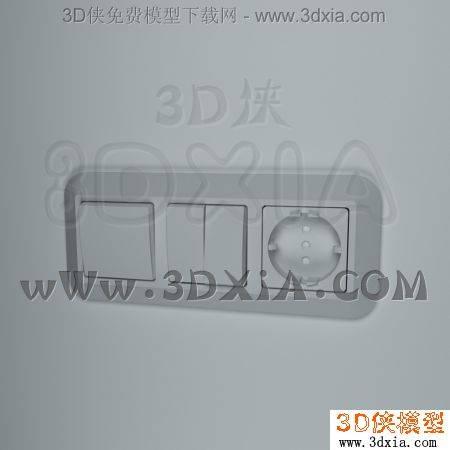 其它电器-3DMAX2009-tt53D模型【ID:34553】
