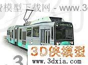 列车-3DS-type83D模型【ID:34598】