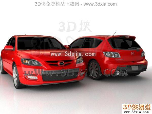 汽车-3DMAX2008-cover_bgg3D模型【ID:34603】
