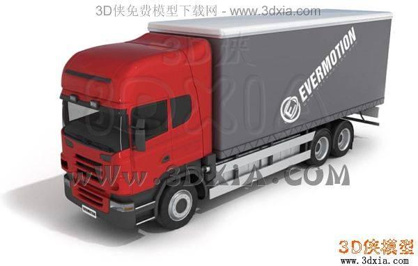 汽车-3DMAX9-3D_0033D模型【ID:34623】
