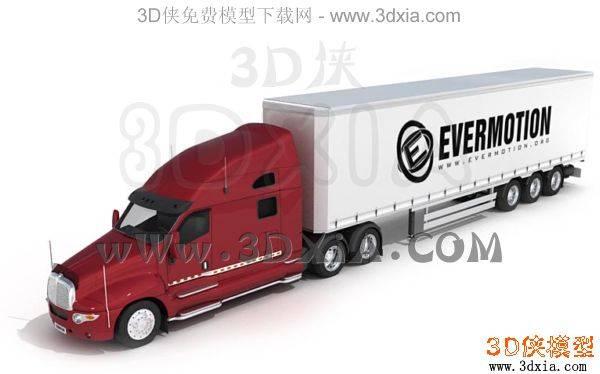 汽车-3DMAX9-3D_0043D模型【ID:34624】