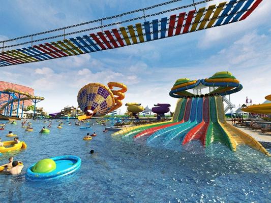 游乐园3D模型【ID:920012628】