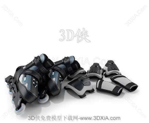 3D体育模型下载-版本3D2008-233D模型【ID:35638】