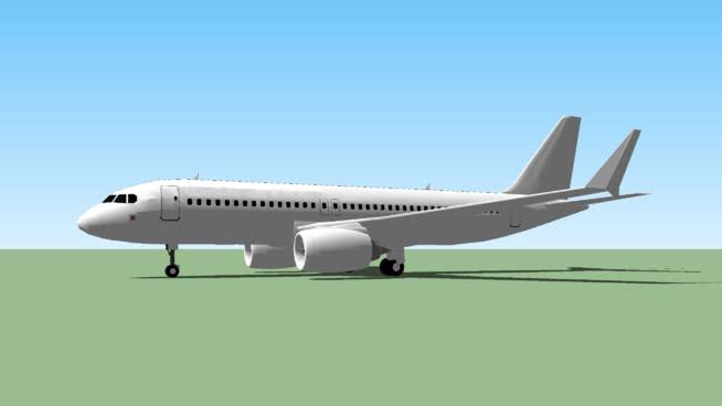 """""""接近未来""""空中客车A3NEO。(2015)。SU模型【ID:739620298】"""