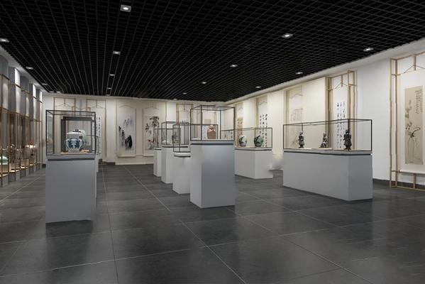 展厅3D模型【ID:920012316】