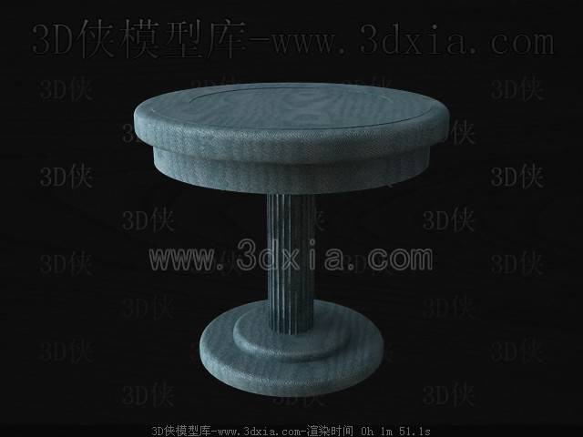 桌子下载-C66-版本max83D模型【ID:36860】