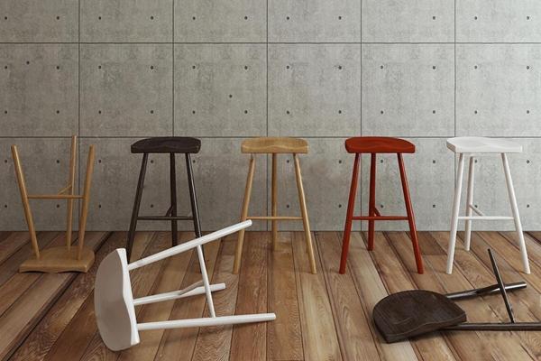 吧椅3D模型【ID:37084716】