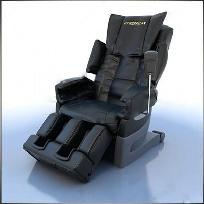 按摩椅3D模型【ID:37090514】