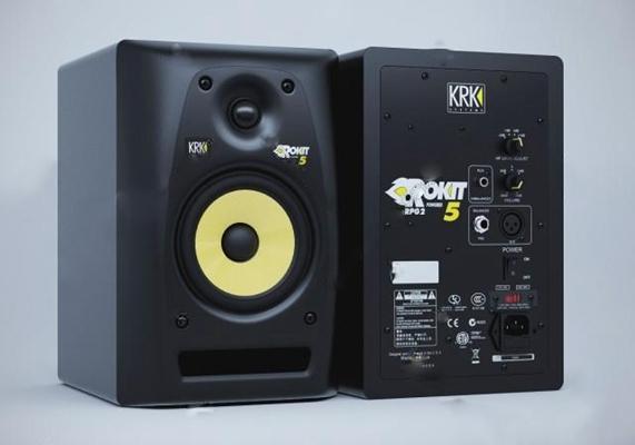 音响3D模型【ID:37092712】