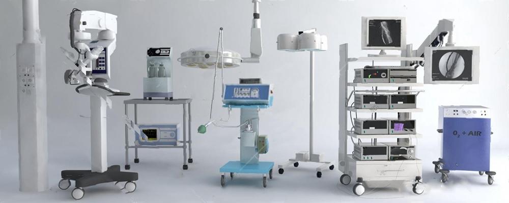 医疗器械3D模型【ID:37096613】