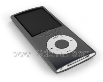 MP3模型下载-版本max20083D模型【ID:37096】