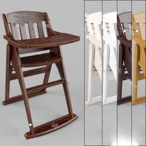 婴儿椅3D模型【ID:37097128】