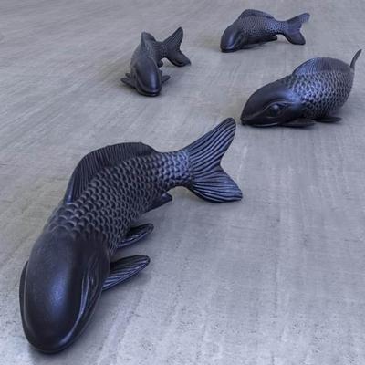 雕塑3D模型【ID:37164581】