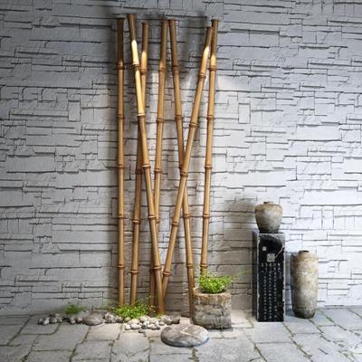 新中式竹子3D模型【ID:37194374】