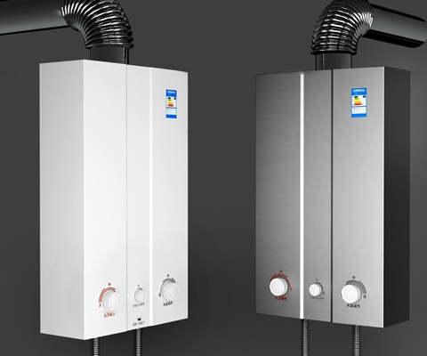 现代热水器3D模型【ID:37228977】