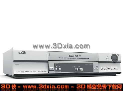 新款碟机3D模型下载【ID:3764】
