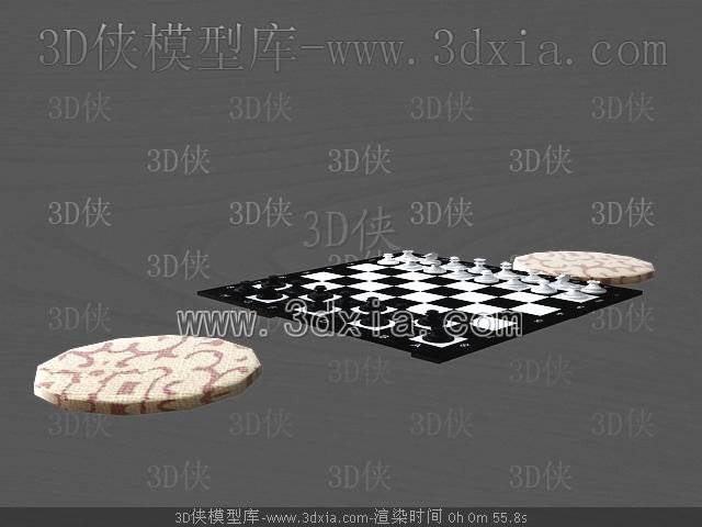 3D模型-3dmax2009-353【ID:38492】