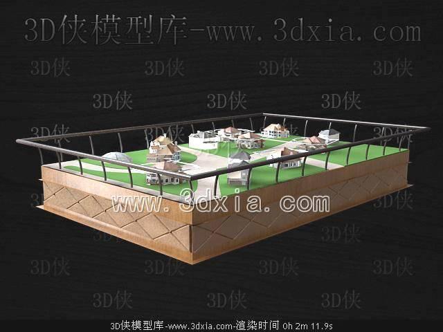 3D模型-3dmax2009-45【ID:38496】