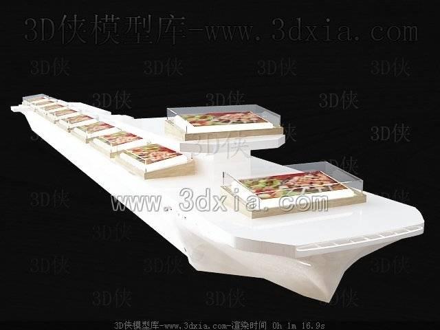 其它桌子-3dmax2009-3053D模型【ID:38528】