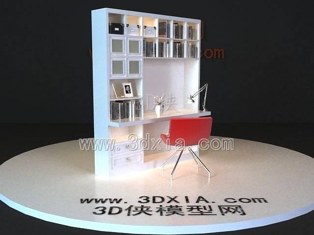 壁柜3D模型-版本2009-178【ID:39398】