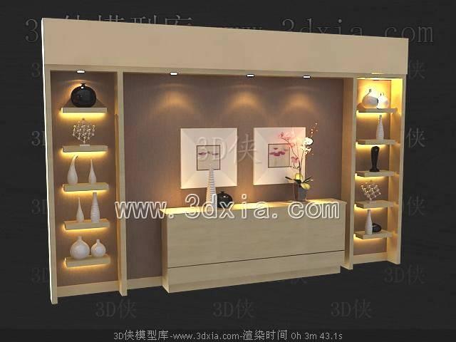 壁柜-版本2009-2193D模型【ID:39402】