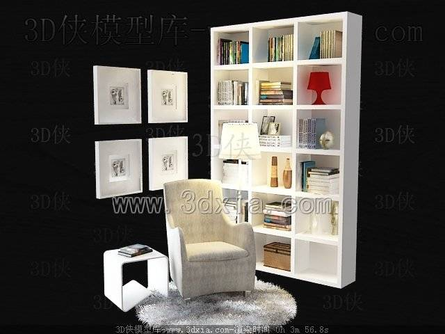 壁柜3D模型-版本2009-276【ID:39412】