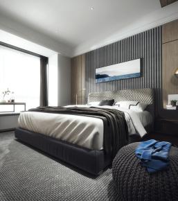 现代卧室3D模型【ID:927816592】