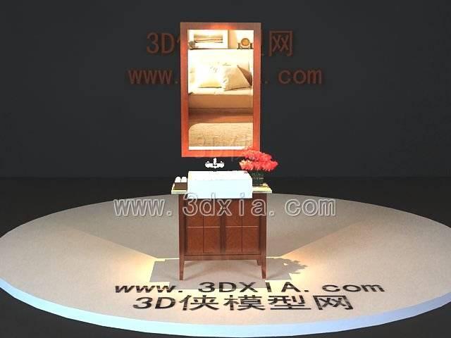 洗手台3D模型-版本2009-335【ID:39967】