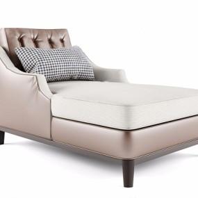 北欧休闲沙发3D模型【ID:128216390】