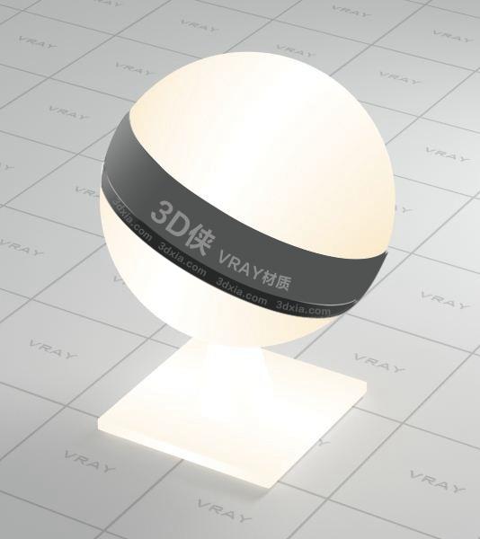 燈罩Vray材質【ID:736432468】
