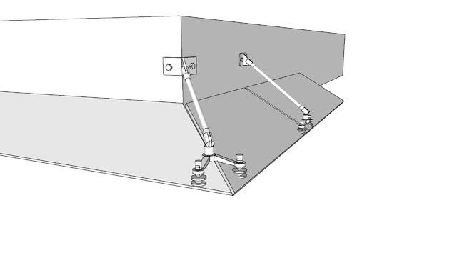 玻璃天棚SU模型【ID:939645219】
