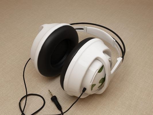 现代耳机3D模型【ID:920618362】