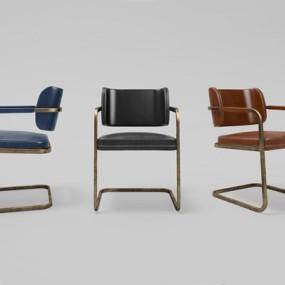 现代办公椅3D模型【ID:227889999】