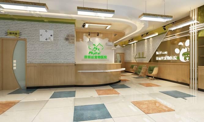 现代大厅3D模型下载【ID:419644299】