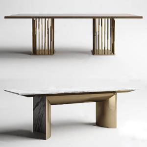 现代餐桌组合 现代餐桌 餐桌组合